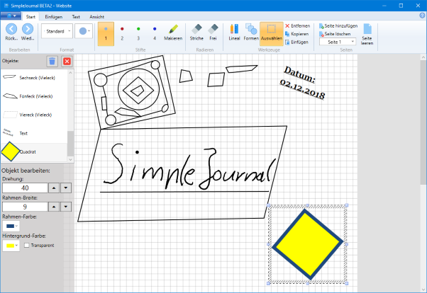 SimpleJournal